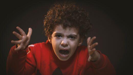 Vihane laps